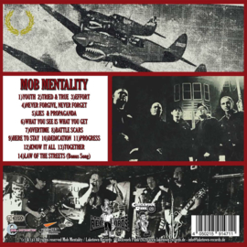Mob Mentality - Dedication LP