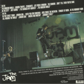 The Jam - This Is The Modern World LP (+ Peel Sessions)