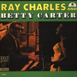 Ray Charles And Betty Carter - Ray Charles And Betty Carter LP