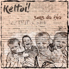Keltoi! - Sons Da Rua LP + CD