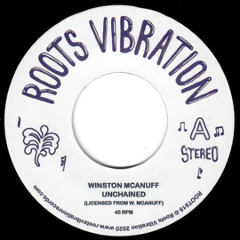 Winston McAnuff - Unchained 7""