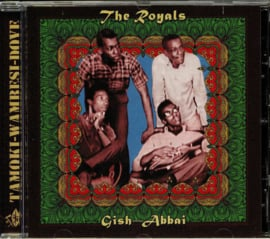 The Royals ‎- Gish-Abbai CD