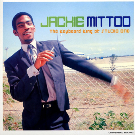 Jackie Mittoo - The Keyboard King At Studio One DOUBLE LP