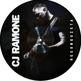 CJ Ramone - Reconquista LP (picture disc)