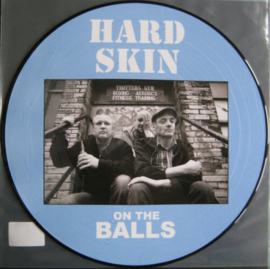 Hard Skin - On The Balls LP (PD)