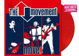 The Movement - Move! LP (+ bonus tracks)