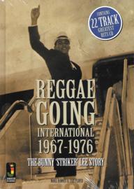 Noel Hawks & Jah Floyd - Reggae Going International 1967-1976: The Bunny 'Striker' Lee Story BOOK + CD
