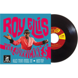 Roy Ellis with Thee Hurricanes - Can You Feel It / Get Up 7""