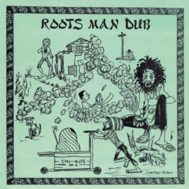 The Revolutionaries - Roots Man Dub LP
