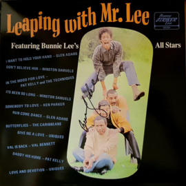 Various - Leaping with Mr.Lee LP