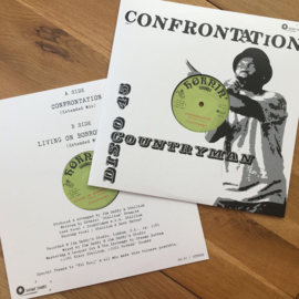 """Country Man - Confrontation 12"""""""