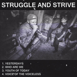 Squad - Struggle And Strife EP (PRE-ORDER)