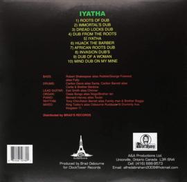 King Tubby - Iyatha LP