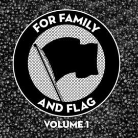 Various ‎- For Family and Flag Vol.1 CD