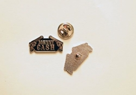 Cash, Johnny - guns metalpin
