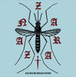 Zanzara - Gli Occhi Dello Stato LP