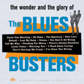 The Blues Busters - The Wonder And The Glory Of The Blues Busters LP