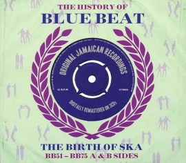 Various - The History Of Blue Beat BB51-BB50 3-CD-box