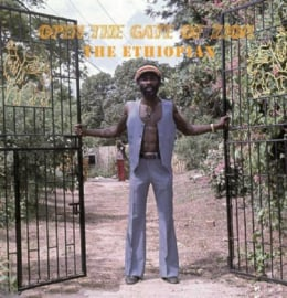 The Ethiopian - Open The Gate Of Zion LP