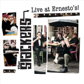 The Slackers - Live At Ernesto's! DOUBLE LP