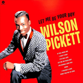 Wilson Pickett & The Falcons - Let Me Be Your Boy (The Early Years 1959-1962) LP