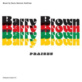 Barry Brown - Praises DOUBLE LP