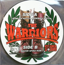 "Warriors, The - Bowler Hats & Baseball Bats 7"" picture disc"