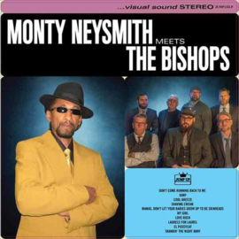 Monty Neysmith & The Bishops - Monty Neysmith Meets The Bishops LP