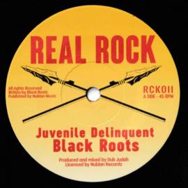 "Black Roots - Juvenile Delinquent 7"""
