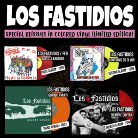 Los Fastidios - Contiamo Su Di Voi! LP