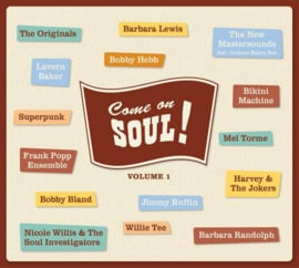 Various - Come On Soul! Volume 1 CD