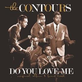 The Contours - Do You Love Me LP