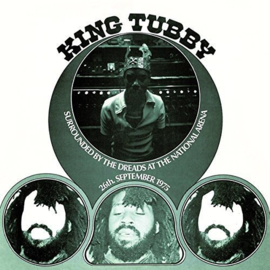 King Tubby - Surrounded By The Dreads At The National Arena LP