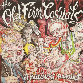"The Old Firm Casuals ‎- A Butchers Banquet 12"" (UV Pic Disc)"