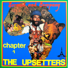 Lee Perry - Scratch And Company: Chapter 1 The Upsetters LP