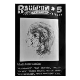 Rauditum Fanzine #5 - magazine