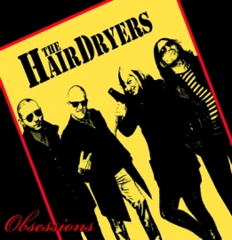"Hairdryers, The - Obessions 10"" LP"