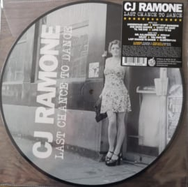 CJ Ramone - Last Chance To Dance LP (picture disc)