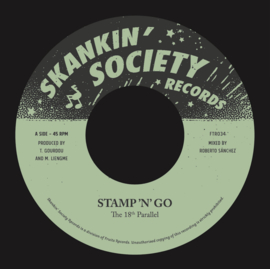 """The 18th Parallel - Stamp n Go 7"""""""