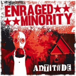 Enraged Minority - Antitude CD