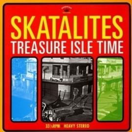 The Skatalites - Treasure Isle Time LP