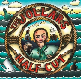 Jollars, The - Half Cut CD