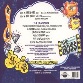 "The Slackers - The Boss 7"""