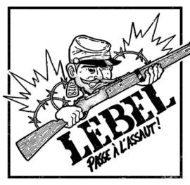 Lebel - Passe À L'assaut! EP