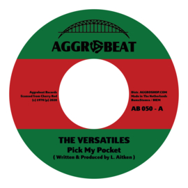The Versatiles / Freedom Singers - Pick My Pocket / Freedom 7""