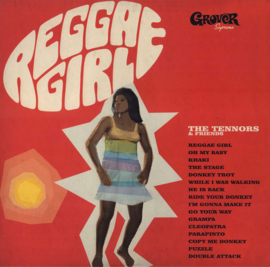 The Tennors & Friends - Reggae Girl LP + CD