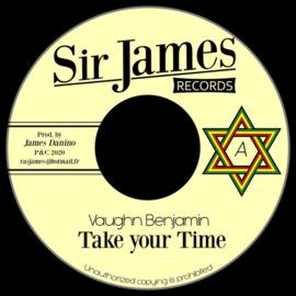 "Vaughn Benjamin - Take Your Time 7"""