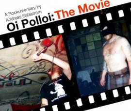 Oi Polloi - The Movie DVD