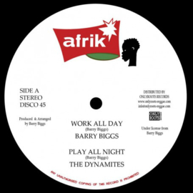 """Barry Biggs / Clarence Wears - Work All Day / Working Mood 12"""""""