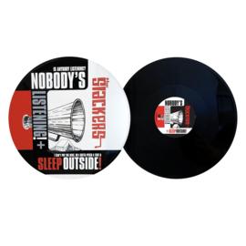 "The Slackers - Nobody's Listening 12"" single"